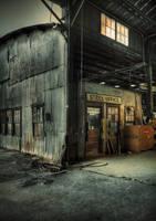 Steel Office by er0k