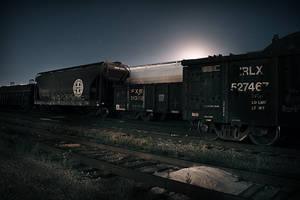 Trainyard by er0k