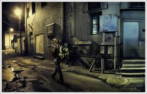 The Backpacker by er0k
