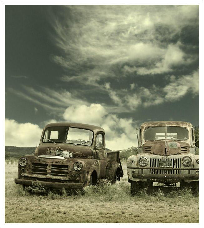 Old Classic Vintage Trucks