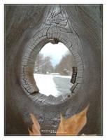winters peephole by er0k