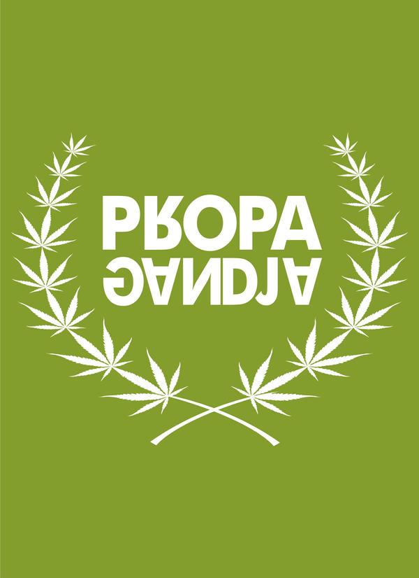 Propagandja logo by dinonino