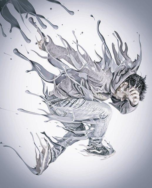 liquido by dinonino