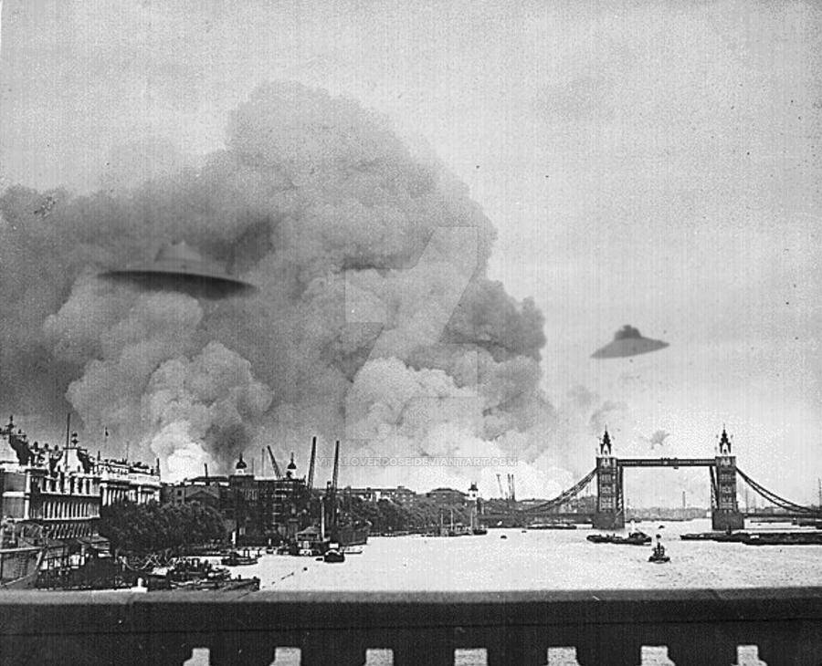 Invasion London WW2 by Vitaloverdose on DeviantArt