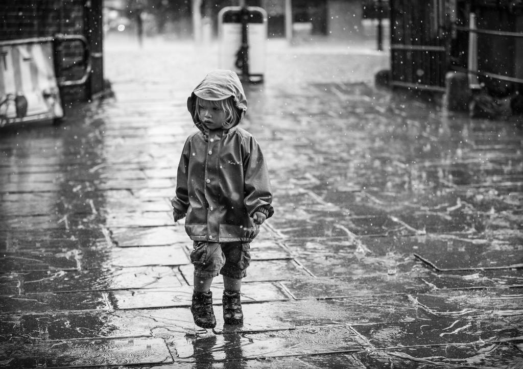 Little rain by Vitaloverdose