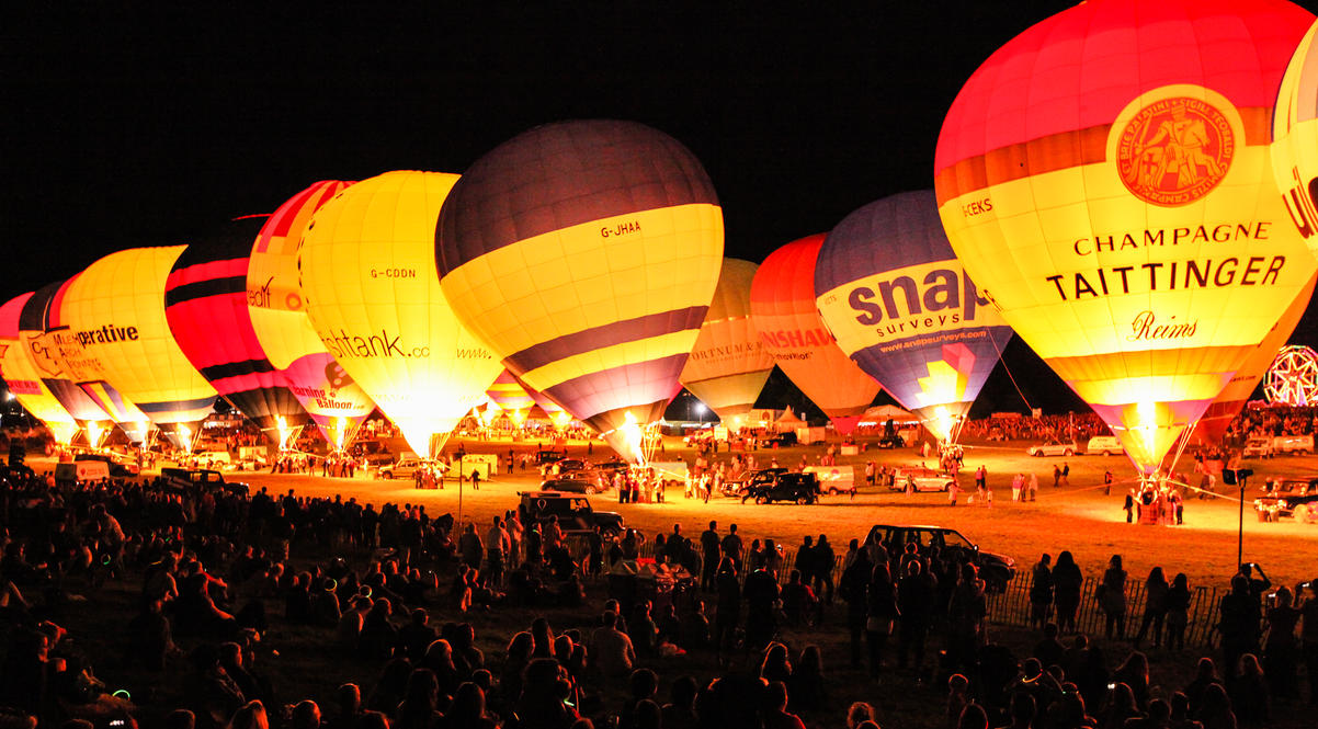 Image result for Bristol International Balloon Fiesta