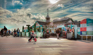 Westons-super-mare by Vitaloverdose