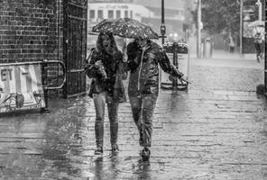 Amazing rain
