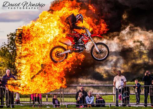 Dare Devil Stunt Riders