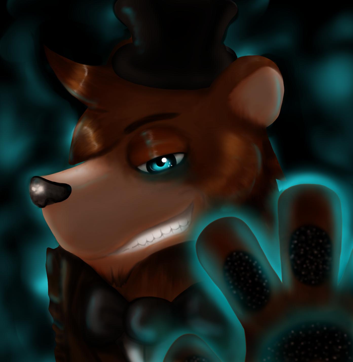 Freddy Fazbear FNaF By AskTheFazbearCrew On DeviantArt