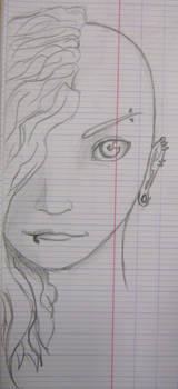 Electre portrait