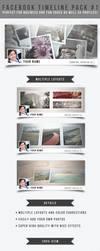 Facebook Timeline Pack #1 by frozencolor