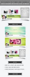 Designer Facebook Timeline Bundle by frozencolor