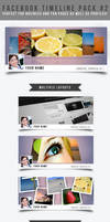 Facebook Timeline Pack #2 by frozencolor
