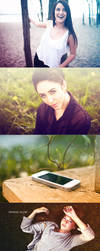 Cold Summer Photography Actions by frozencolor