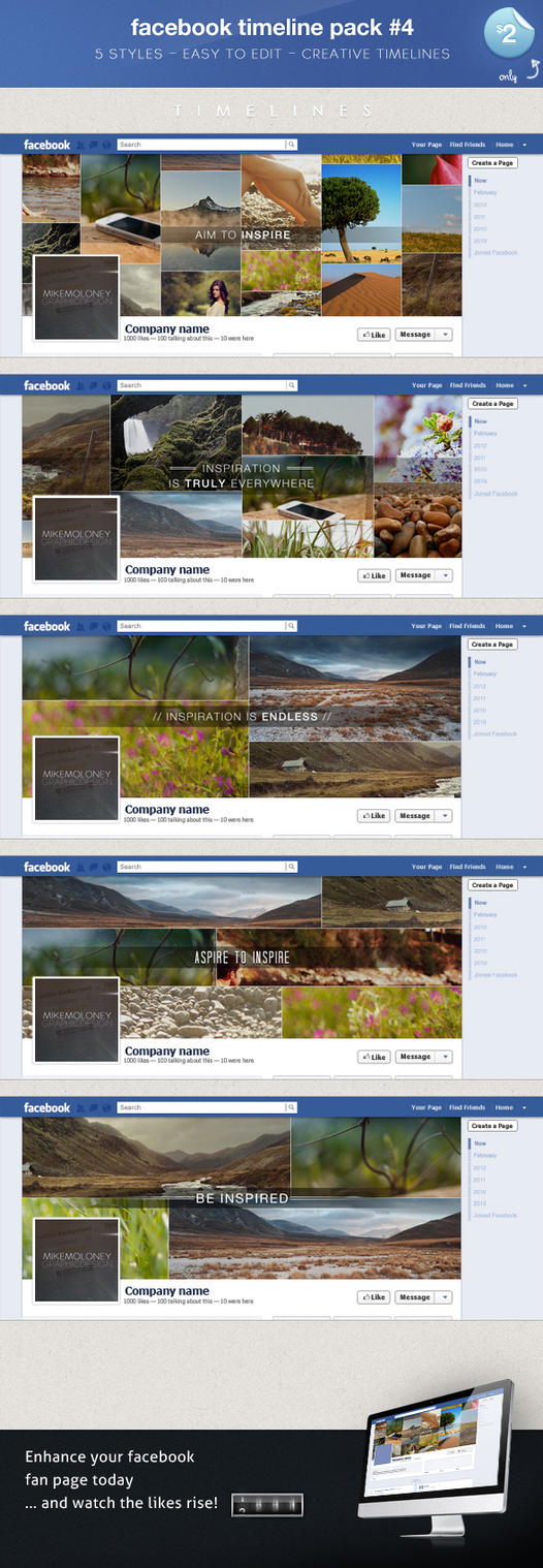 Minimal facebook timeline cover photos by frozencolor on for Art minimal facebook