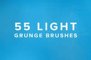 55 Light Grunge Brushes