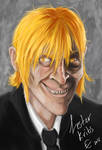 Lester Kribs - Realistic Portrait by TheCreatorsEye