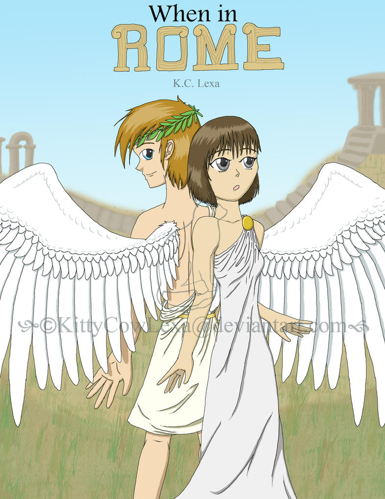 When in Rome: Manga Cover by KittyCowLexa