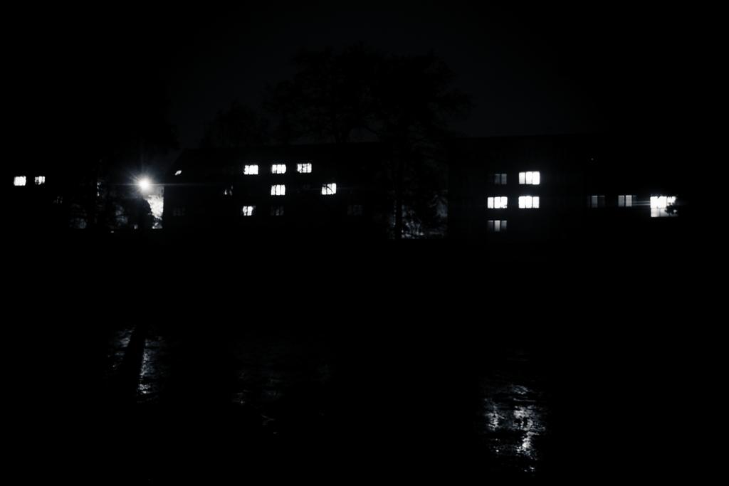 Houses in dark by Druid-CZ
