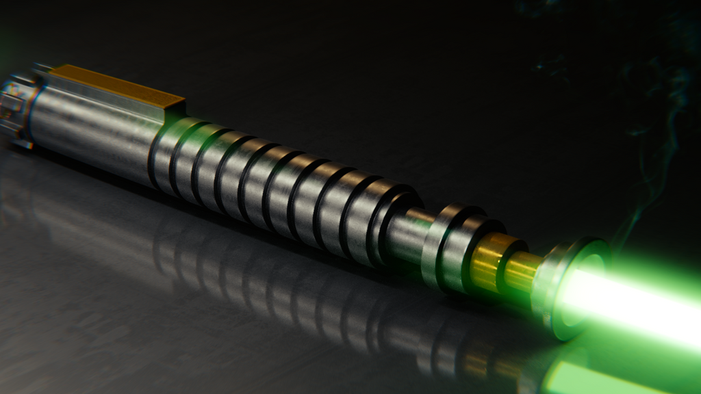 Light Saber by Druid-CZ