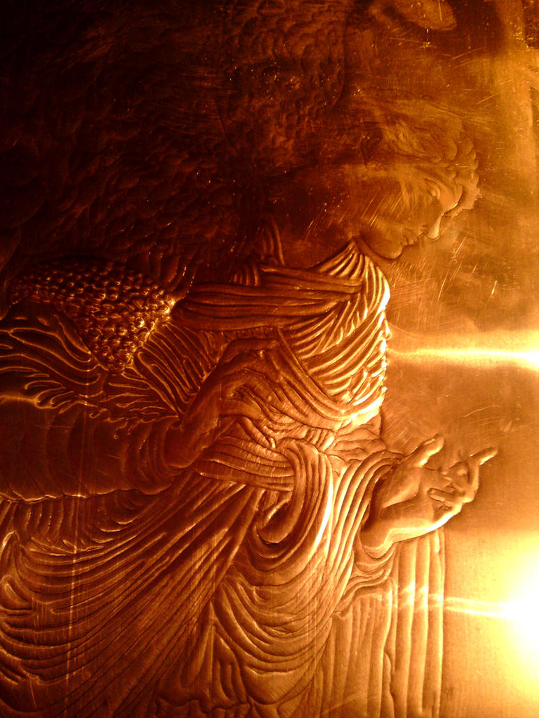 Archangel Gabriel by RhouenRhu on DeviantArt