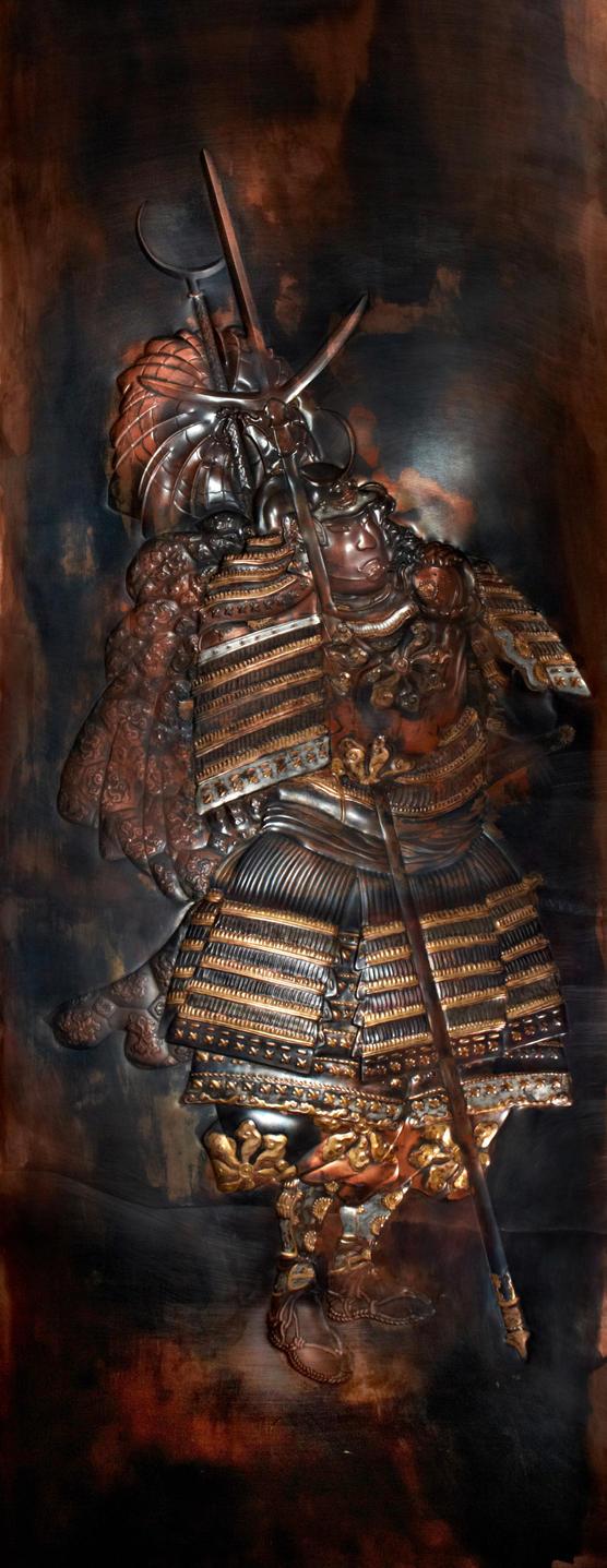 Yamanaka Shikanosuke Yukimori by RhouenRhu