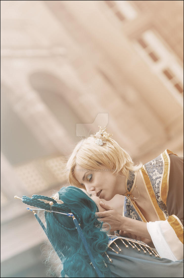 Ancient Love Story by NettyCosplay