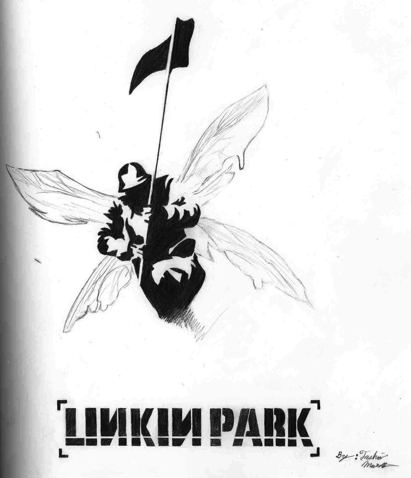 Linkin Park Wallpaper: Linkin Park By Tashio190 On DeviantArt