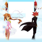 Yumemi and Munto YT BG by BeckiizzBaybbiieeXx