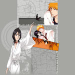 Re-guest Rukia and ichigo YT by BeckiizzBaybbiieeXx