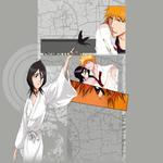 Re-guest Rukia and ichigo YT by BeckiizzBaybbiieeXx