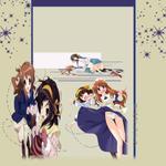 FREE Haruhi and Mikuru YT by BeckiizzBaybbiieeXx