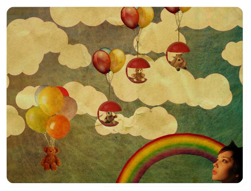 Teddy bears go where? by blutung-leichnam