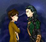 Gallifrey vs. Asgard