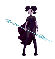 Violet Spinel - No Background