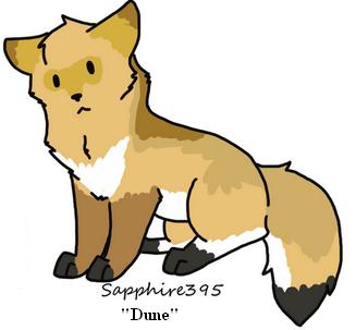 My Puppy Named Dune by Da0nyXKn1gh7