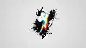 Rainbow Dash Wallpaper By Dan [3rd place contest!] by DashMagic6