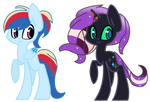 Customs for RainbowPotionShop by Cadence08894