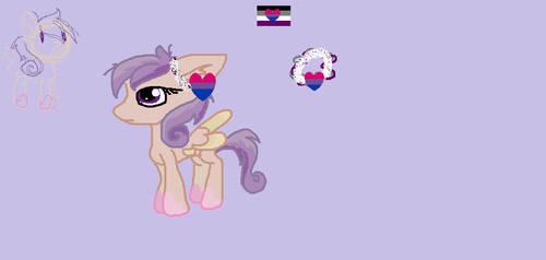 New Ponysona Develeop by Cadence08894