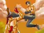 Kyo versus Ryu