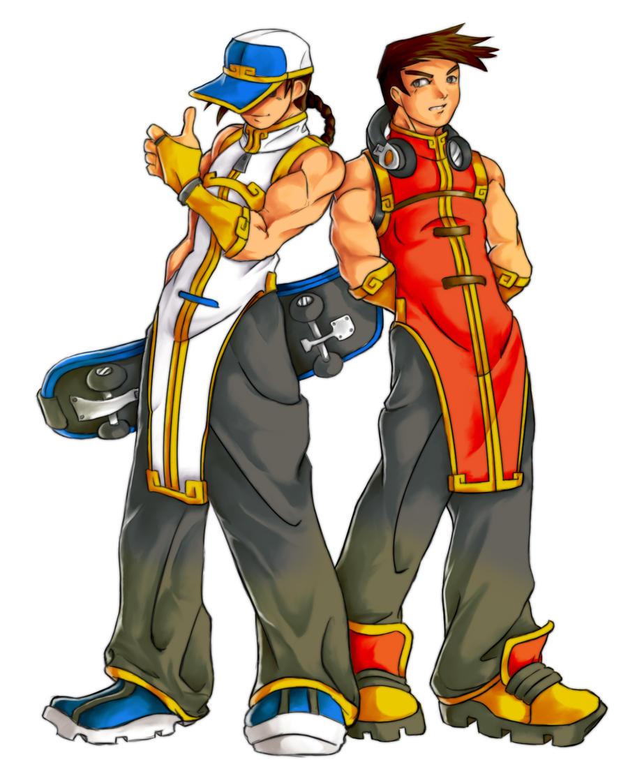 Yun and Yang by rizal82