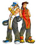 Yun and Yang
