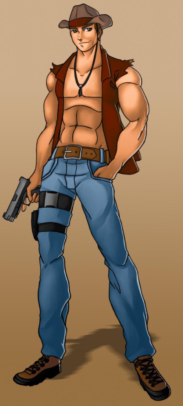Cowboy by rizal82