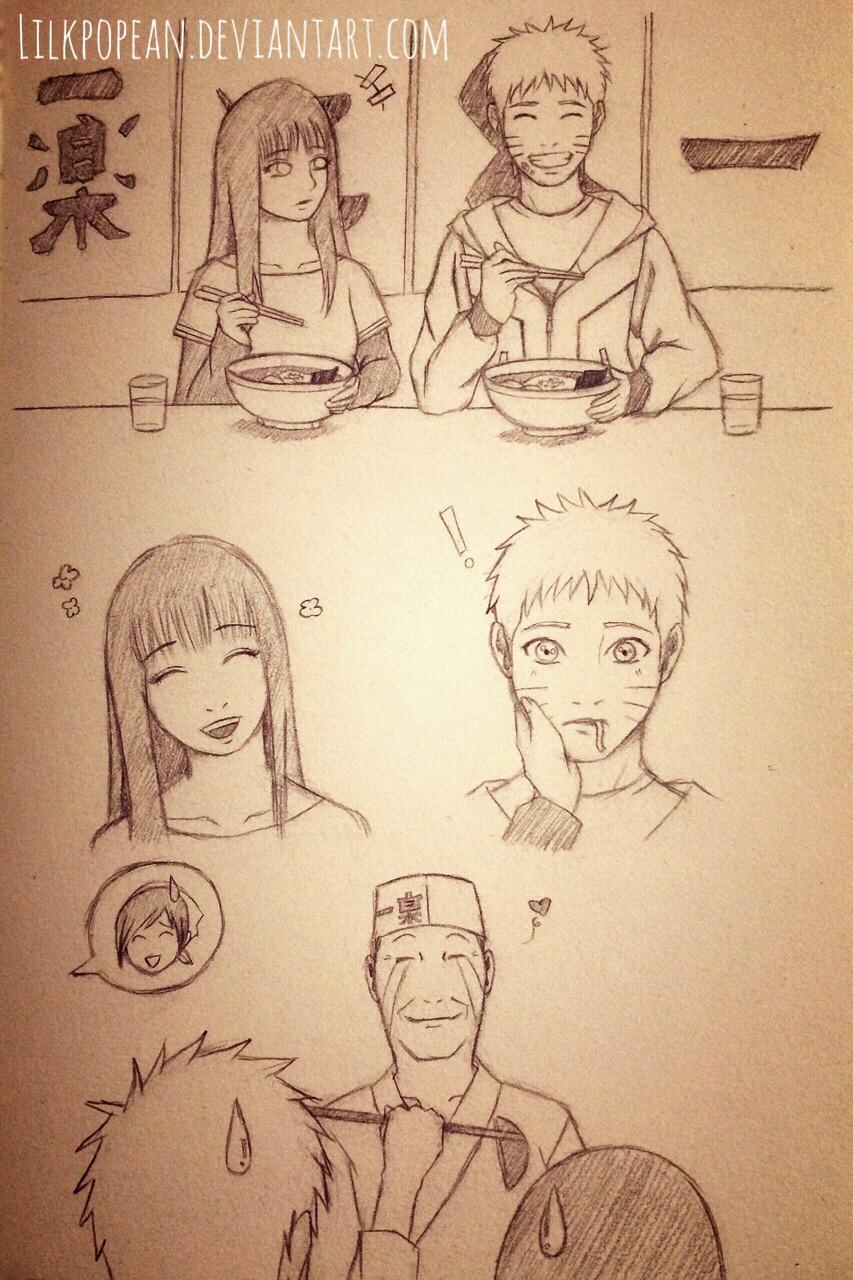 naruto eating ramen coloring pages - photo#23