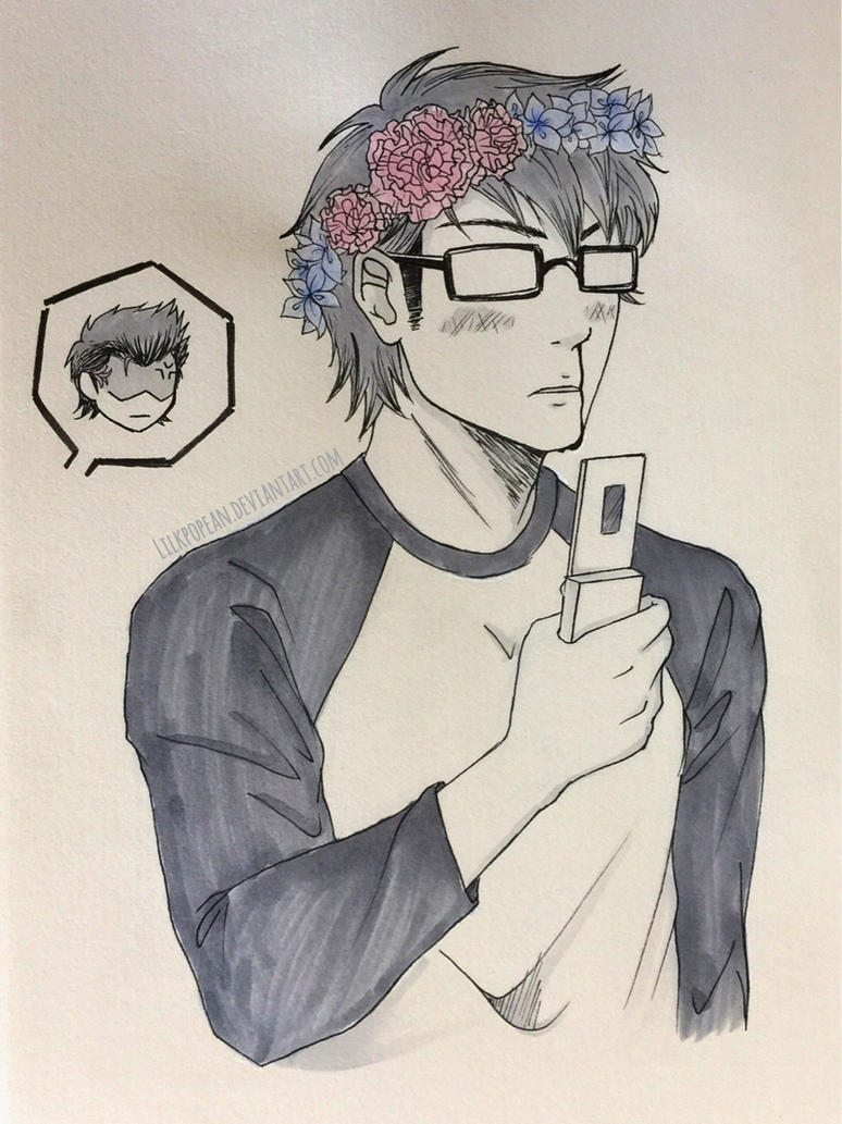 HAPPY BIRTHDAY SAWAMURA EIJUN! OMAKE by Lilkpopean