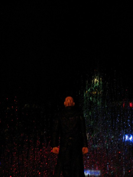 Romulans at night by skylord1015