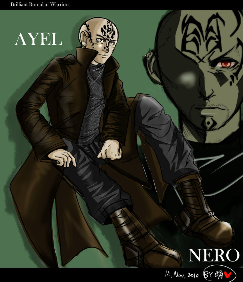 STAR TREK_NERO_AYEL_FIN by skylord1015