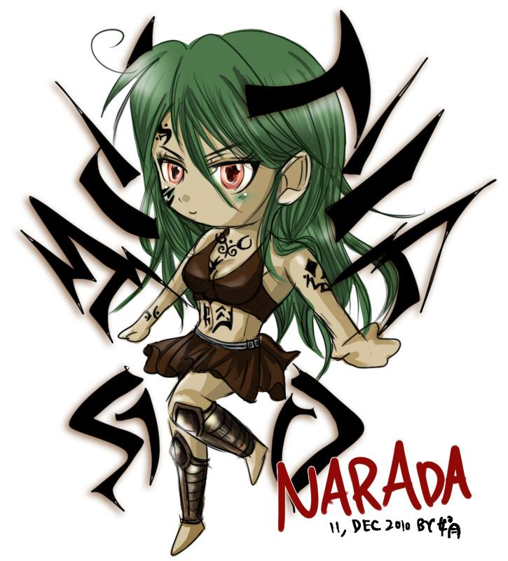 narada_cute style again by skylord1015
