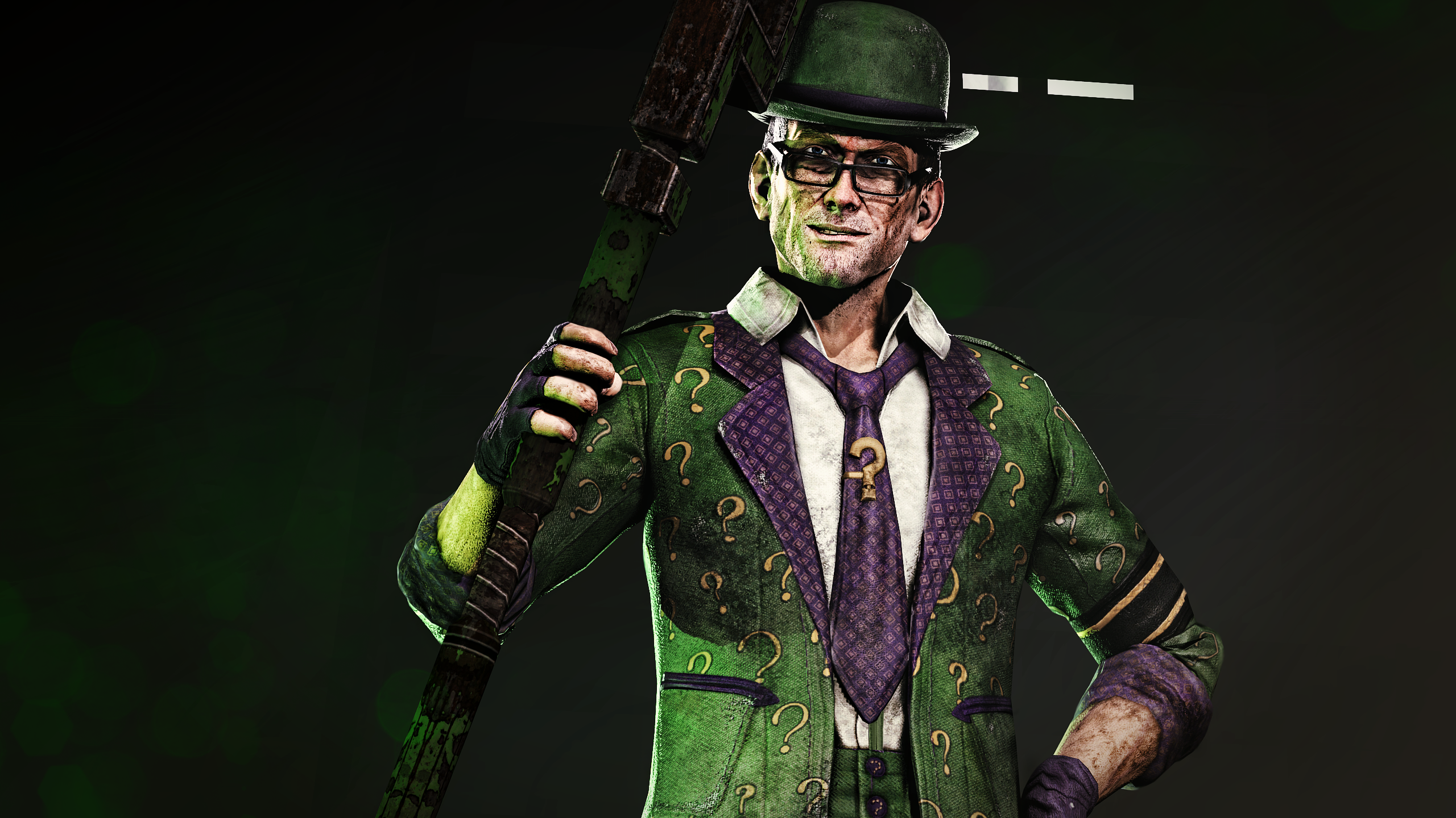Riddler by Scotchlover